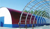 Быстровозводимые металлоконструкции в Бердске