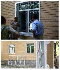 Установка решеток в Бердске